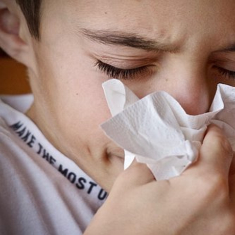 Pollen Allergies Can Be Treated